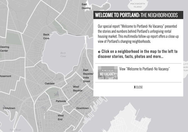 Welcome to Portland: the Neighborhoods